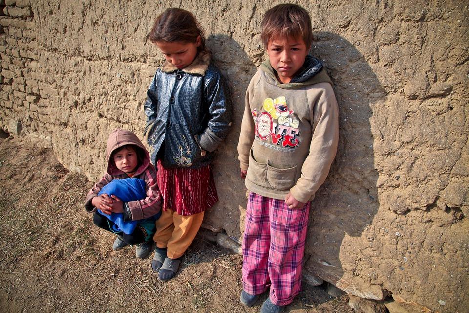 ¡Los Niños del Reino Unido sufren más hambre que nunca!