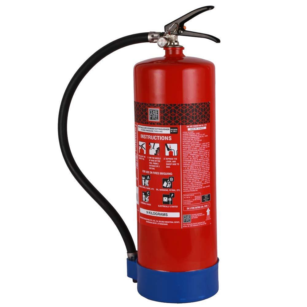 Ceasefire ABC Powder based Fire Extinguisher (9 kg, MAP 90 ...