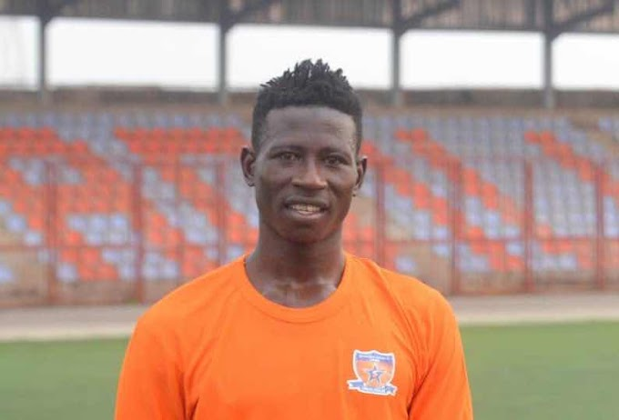 """""""We Are Sorry"""", Sadeeq Yusuf Apologizes To Sunshine Stars Fans After Yet Another Dropped Point In Akure"""