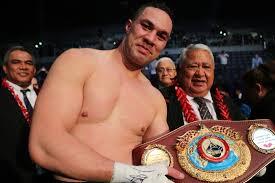 Joseph Parker - Heavyweight Champion of the World - Samoa Events