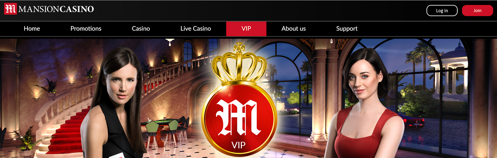 Mansion Casino has one of best slots bonus packages of any UK gambling site