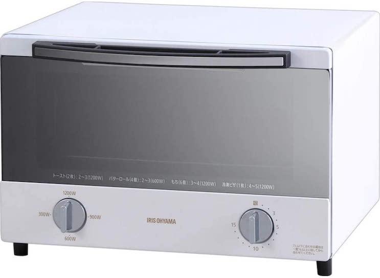 アイリスオーヤマ スチーム オーブントースターSOT-012