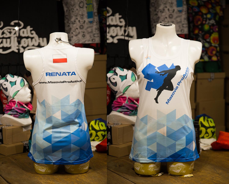 (tutaj zdjęcie damskiej wersji) materiał ultralekki, bezrękawnik, personalizacja, wstawka odblaskowa,                                                 cena Koszulka bez rękawów - 78 zł (68 zł) brutto sztuka                                                                                                                                                     rozmiarówka: http://sklep.warsztatkoszulkowy.pl/strona/tabele-rozmiarow