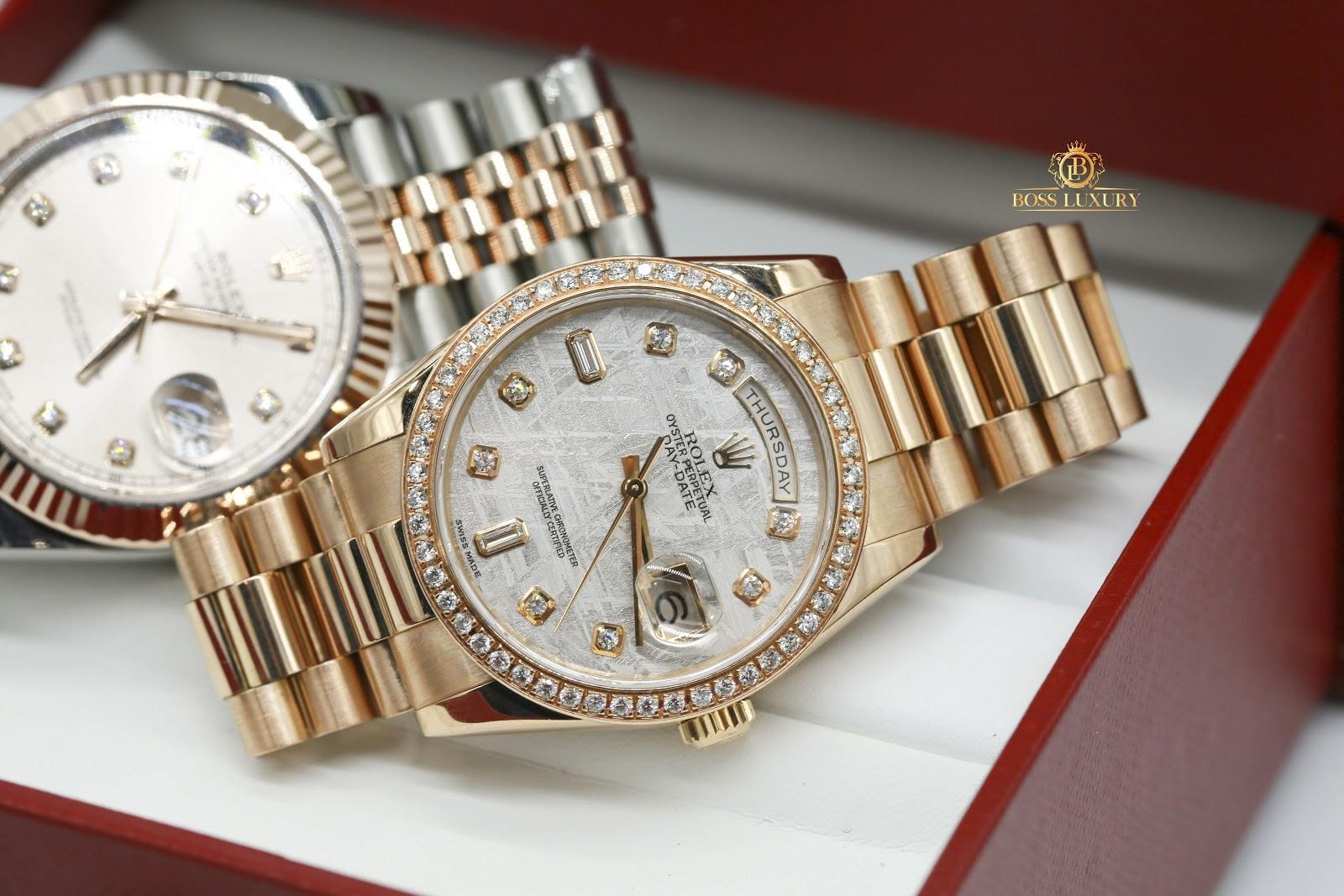 Cùng Boss Luxury cập nhật 5 xu hướng đồng hồ sang trọng không thể bỏ qua năm 2021 - Ảnh 2
