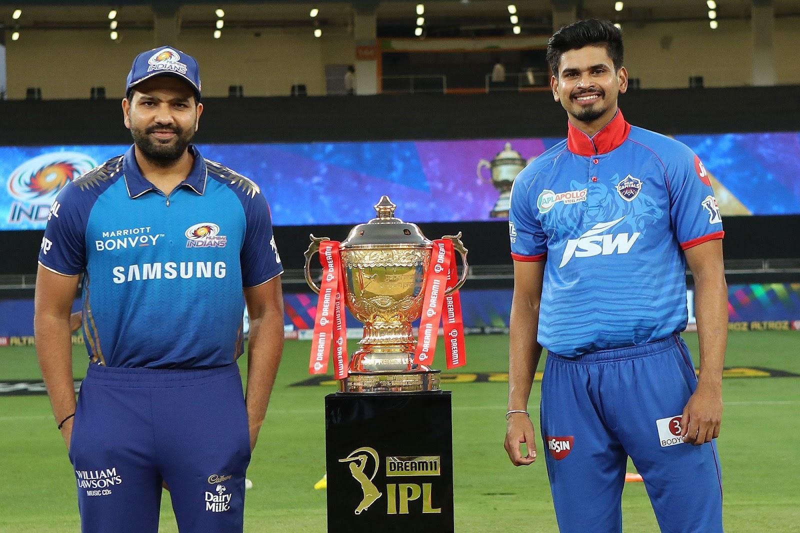 IPL 2020: In Pics, Mumbai Indians vs Delhi Capitals, Final in Dubai