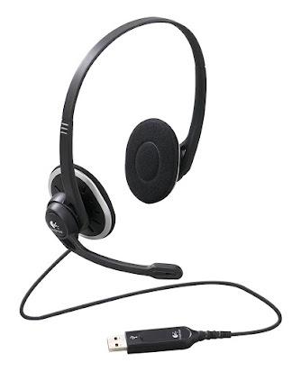driver logitech usb headset h340