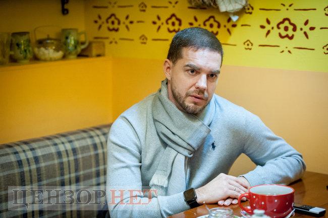 Агент НАБУ Евгений Шевченко: Топ-коррупционеры мне рассказывали все, потому что принимали за своего 13