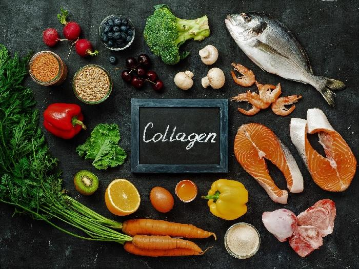 Nguồn thực phẩm bổ sung Collagen