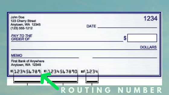 find you capital one routing number
