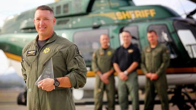 AnnouncementUS Airborne Law Enforcement