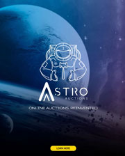 Astro Auctions Gateway