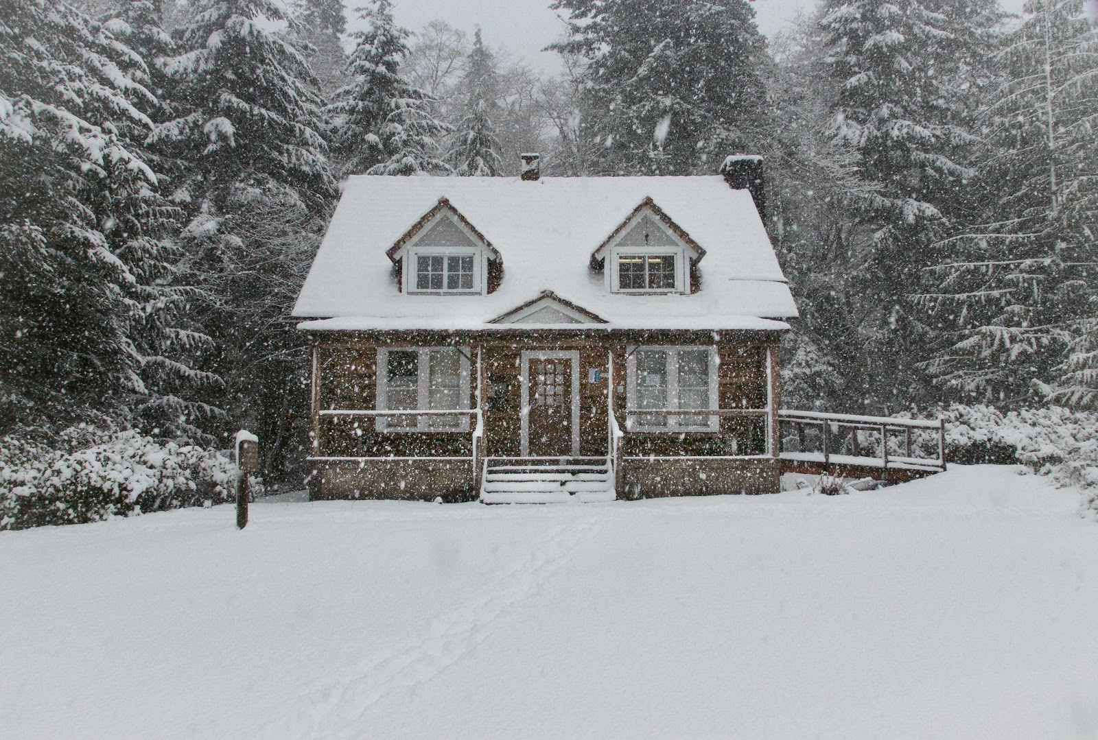 5 Way to Get Your House Winter Ready