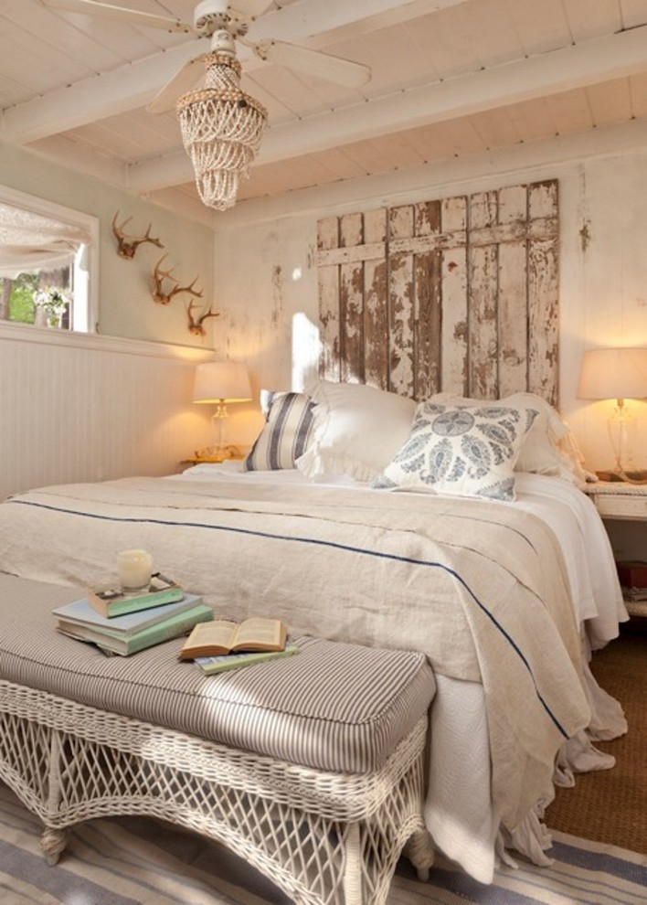 Cottage Shabby Chic Bedroom