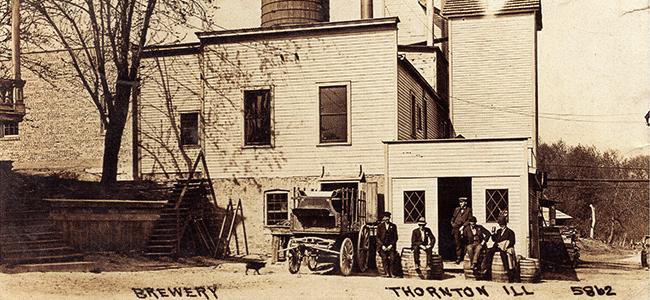 Thornton Distilling's Predecessor
