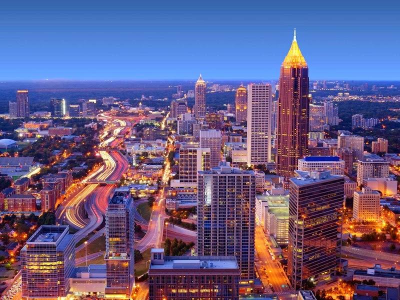 Kota-Atlanta-Amerika-Serikat