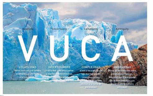 Entorno VUCA