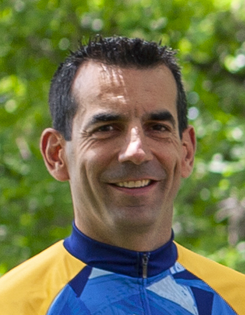 Headshot of Onshape's Greg Guarriello, who is cycling in the Pan-Mass Challenge ride this August to raise funds for cancer research.