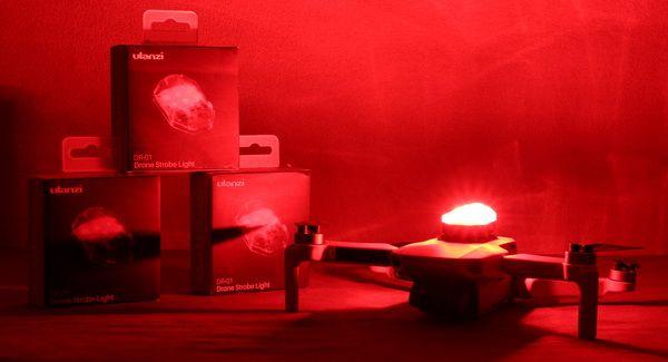Ulanzi Anti-Collision Lights for Drones