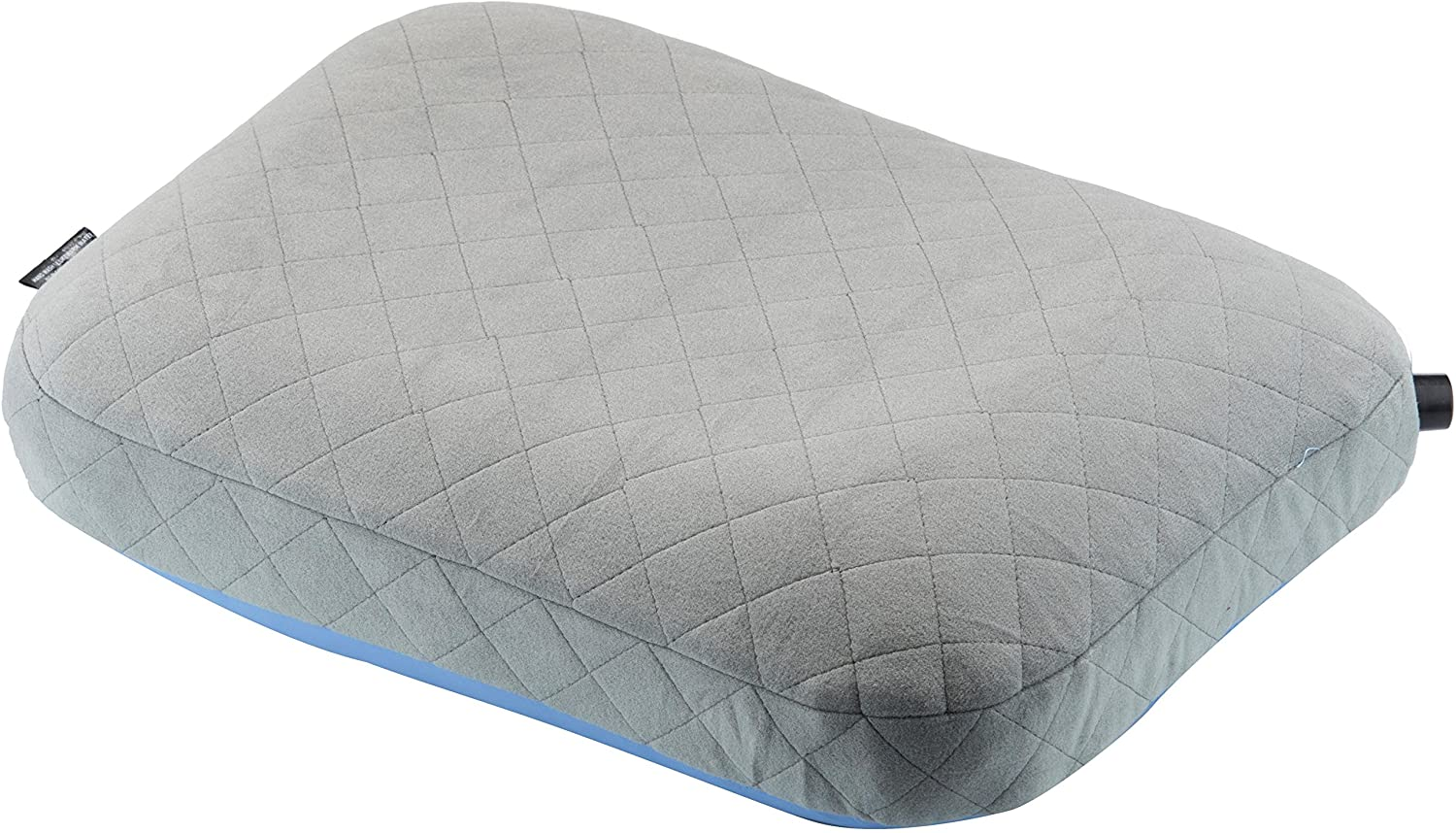 inflatable adjustable air support camping pillow