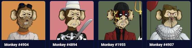 Monkey bet DAO