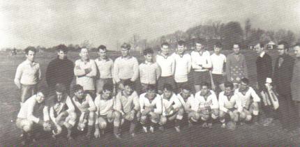 s.v. Aarlanderveen 1 in 1966