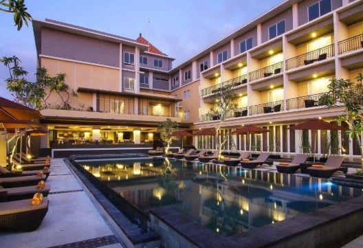 The Kunna Kuta Hotel