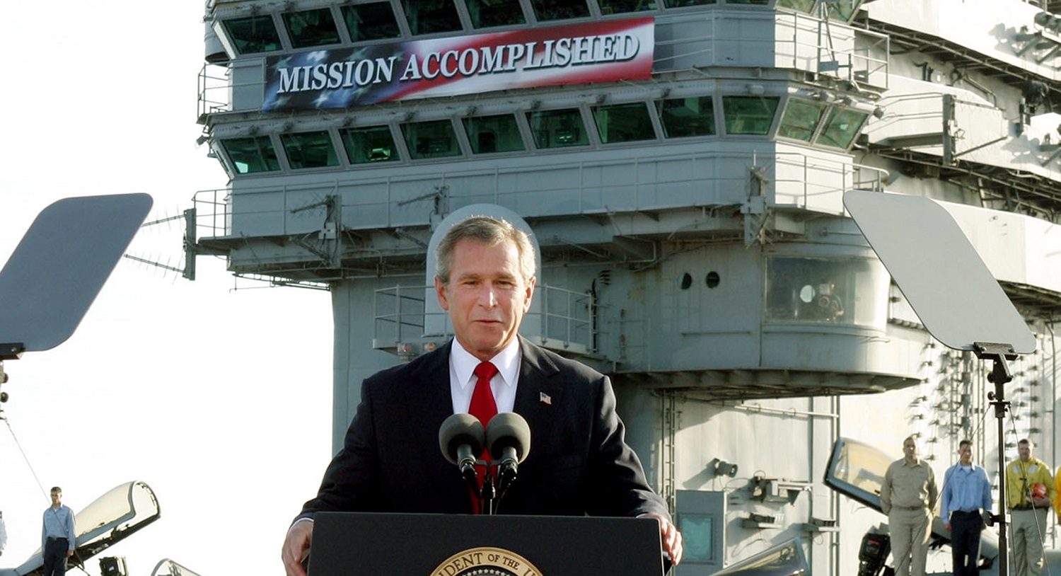 'Modicum of success' is the new 'Mission Accomplished' for Afghanistan