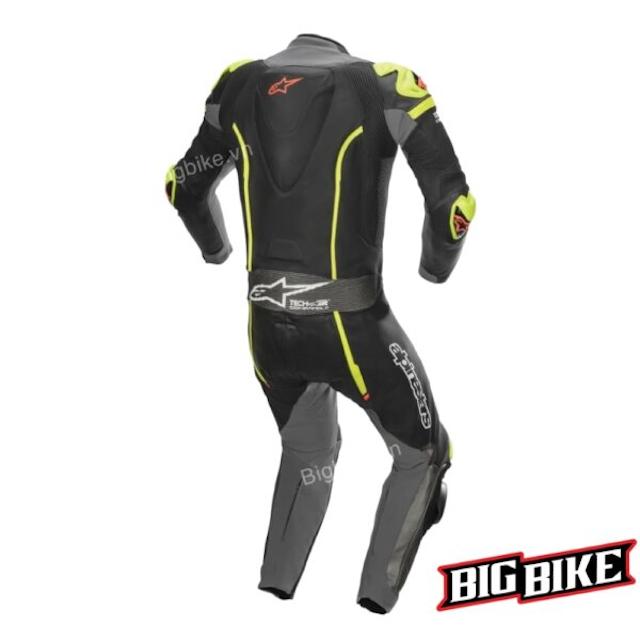 Quần áo bảo hộ Alpinestars GP Pro V2 làm từ chất liệu da nguyên tấm