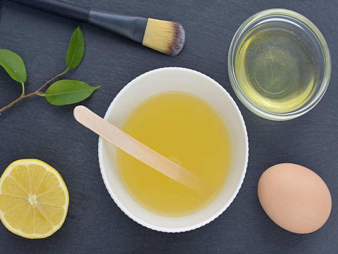 Use egg to solve your skin and hair problems