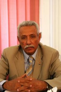عبدالله هادي بهيان عضو مجلس الادارة