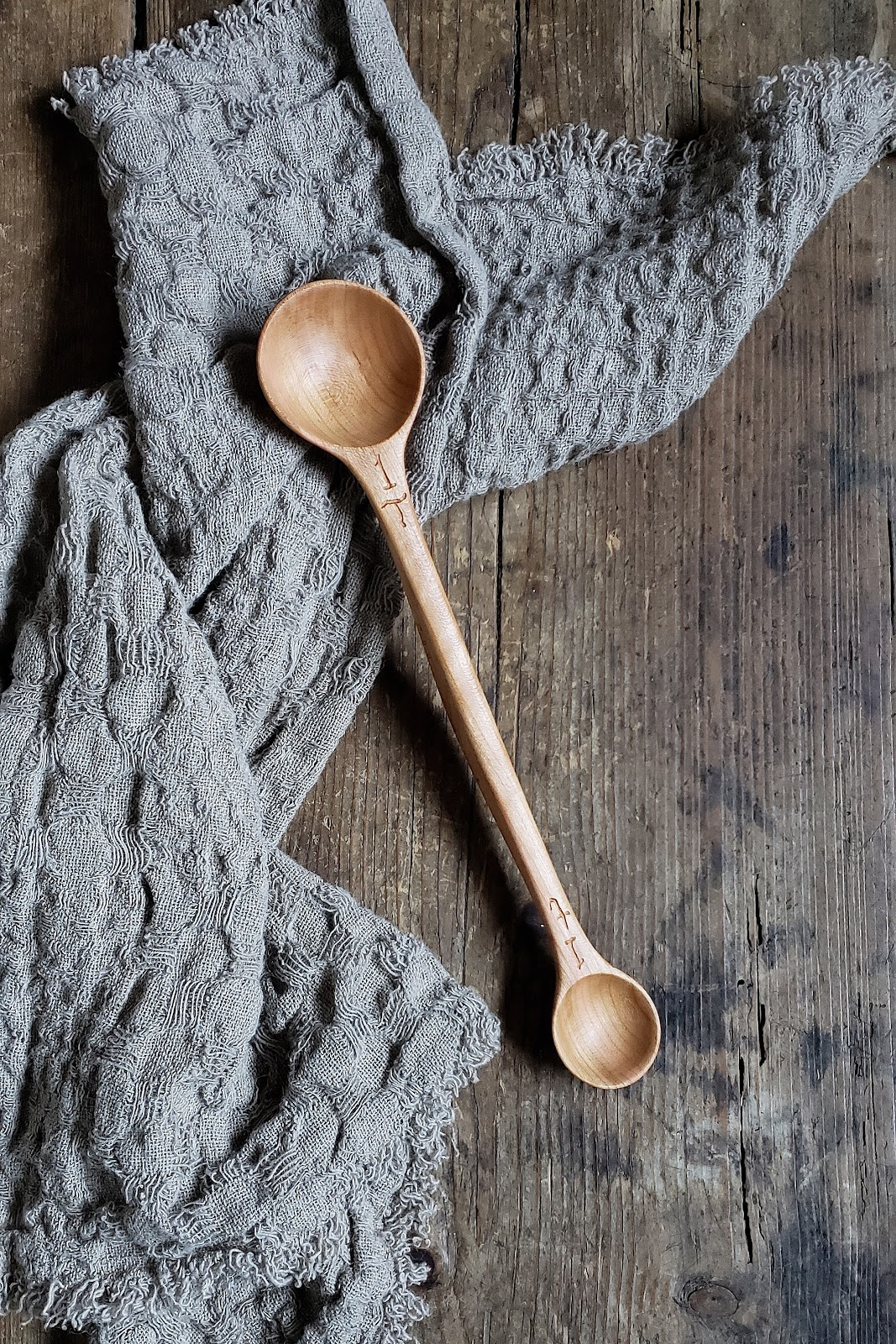 Wooden Spoon Handcrafted