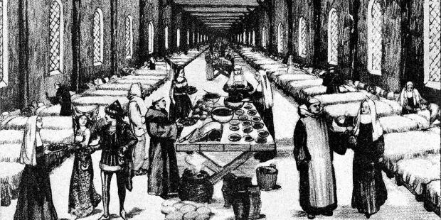 Giáo hội Công giáo thành lập những nhà thương lâu đời nhất của thế giới như thế nào, một truyền thống còn tiếp tục đến ngày nay