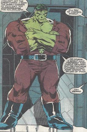 Image result for hulk brown suit