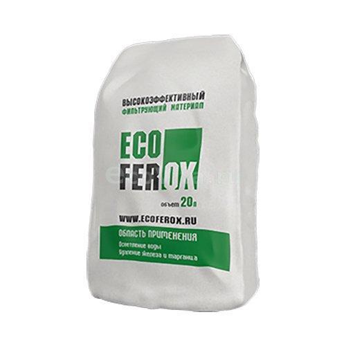 Загрузка обезжелезивания EcoFerox (20л, 10-13 кг)
