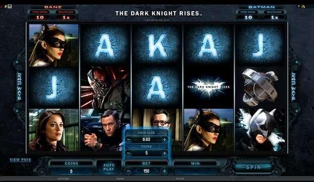 Roxy Palace Dark Knight