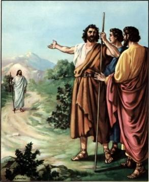 Image result for Behold the Lamb of God