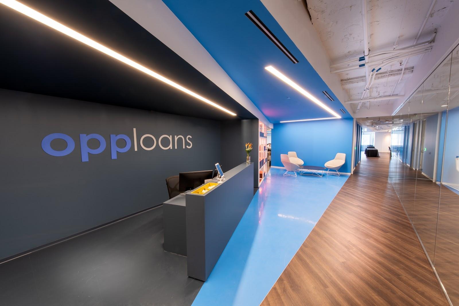 OppLoans modern offices