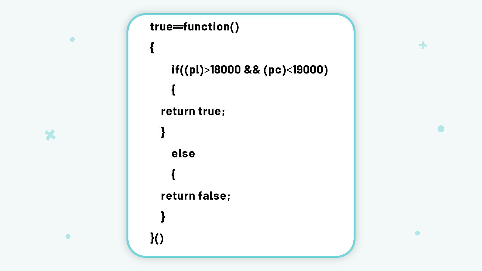 مثالی از قالب کدنویسی