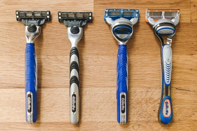 Image result for shaver gillette