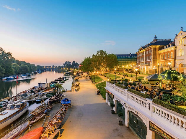 Richmond-upon-Thames, Host Family Stay