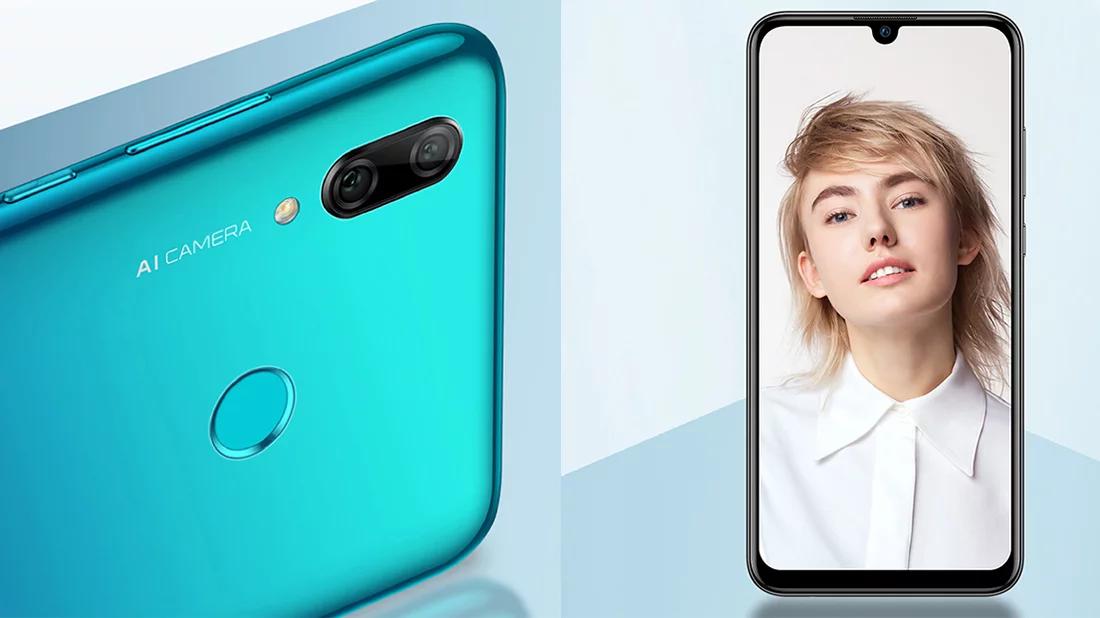 Камера в Huawei P Smart 2019