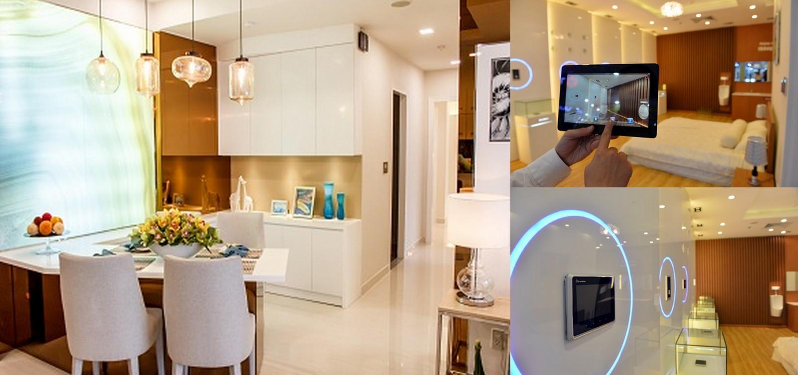 chỉ bằng 1 chiếc smart phone có thể điều khiển toàn bộ gia đình bạn