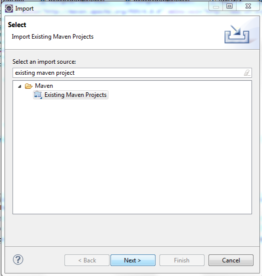 JavaMadeSoEasy com (JMSE): How to Import Maven project in