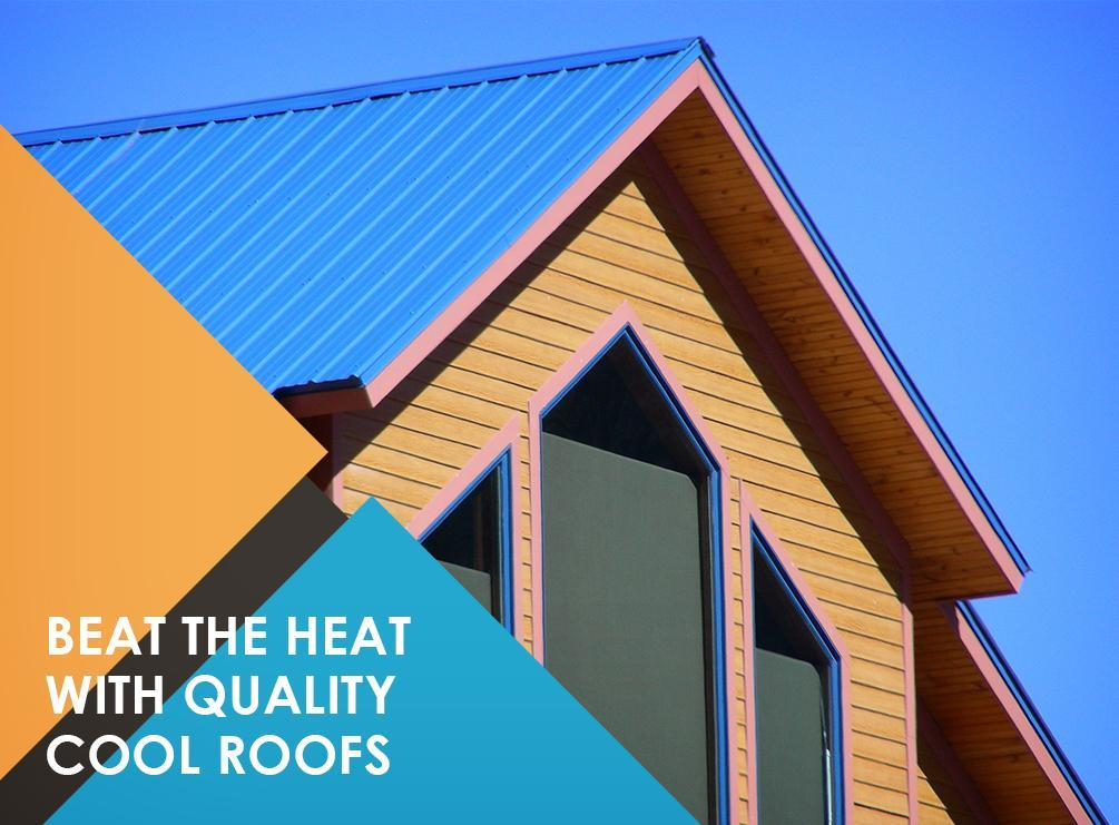 Quality Cool Roofs