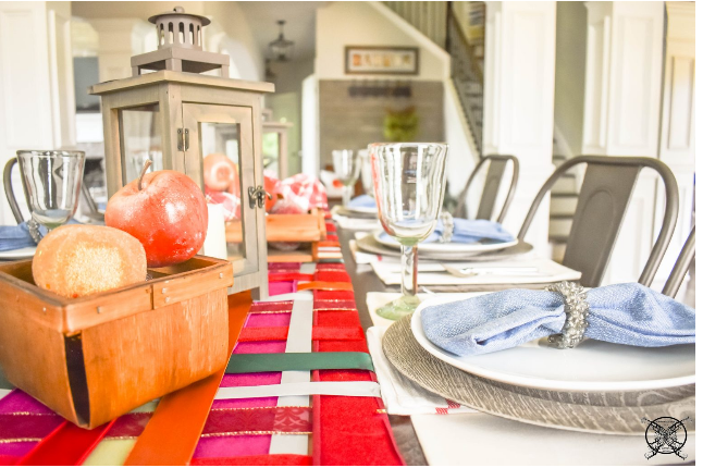 8 Creative, Easy (and Cheap) Table Runners for Any Home