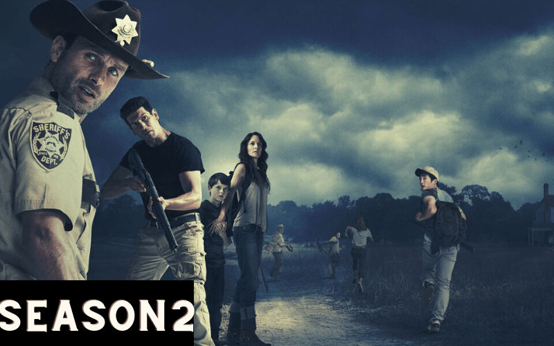 Index of The Walking Dead Season 2