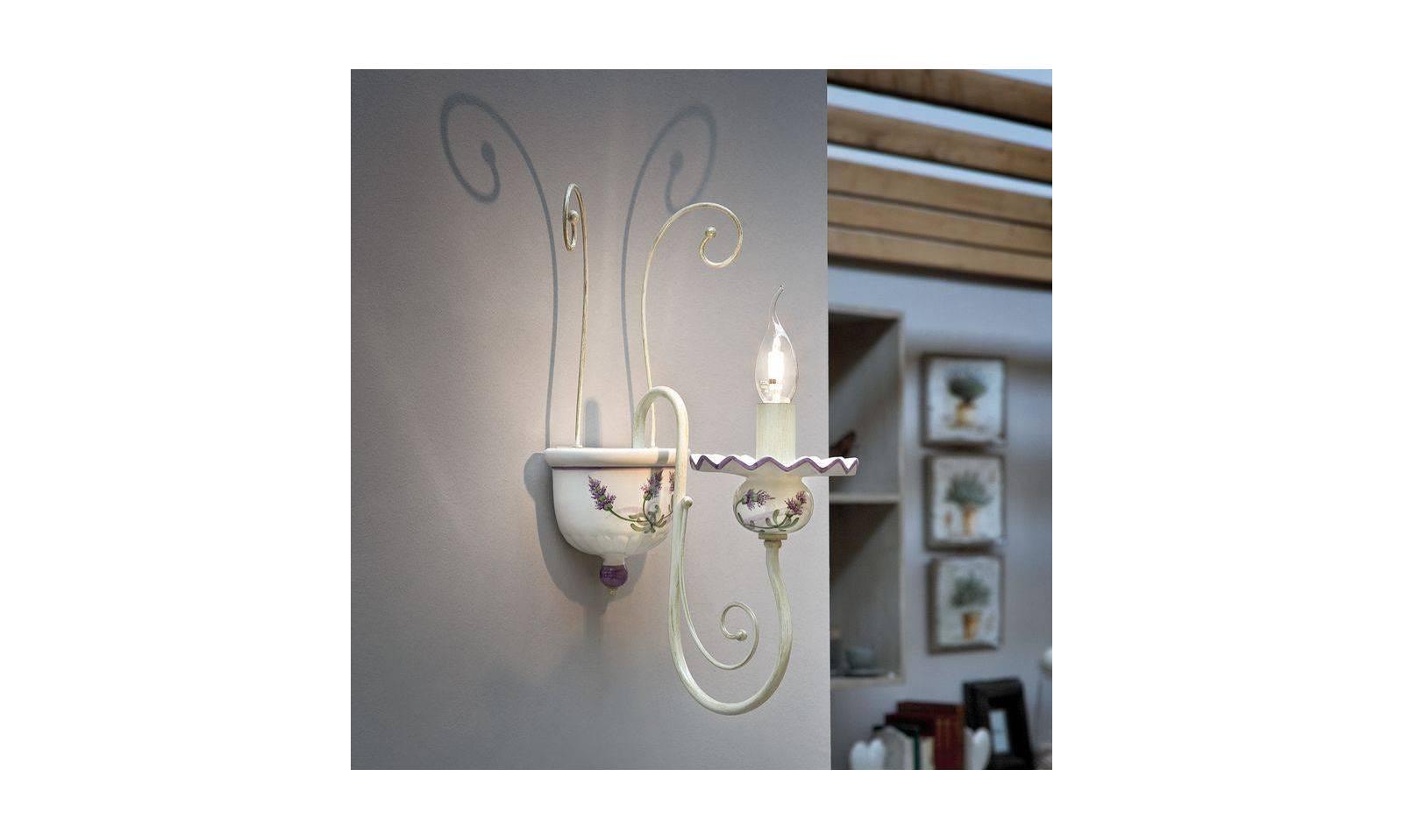 lampade da parete per l'ingresso classico