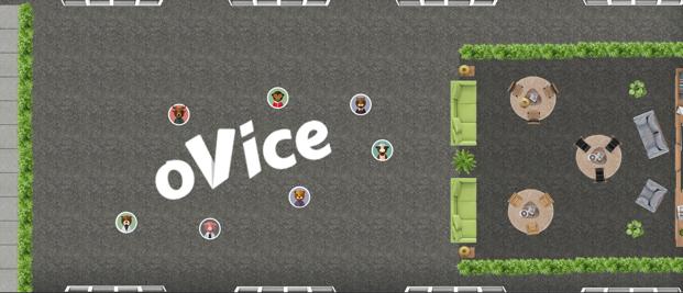 oVice - Enhance Remote Communication Made Simple