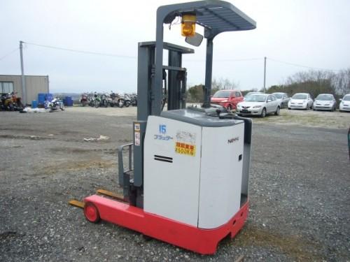 Mua xe nâng điện đứng lái cũ giá rẻ - LH 0902 970 638