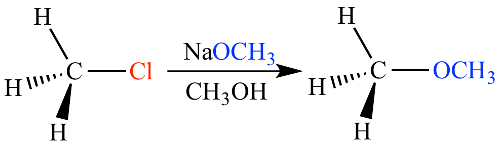 Image result for substitution reaction